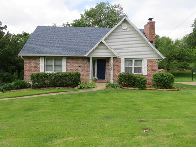 Jefferson City Single Family Home For Sale: 3205 Country Club Drive