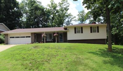 Jefferson City MO Single Family Home For Sale: $149,900