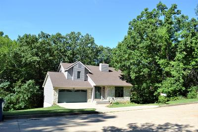 Jefferson City MO Single Family Home For Sale: $165,000