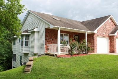 Jefferson City MO Single Family Home For Sale: $139,900