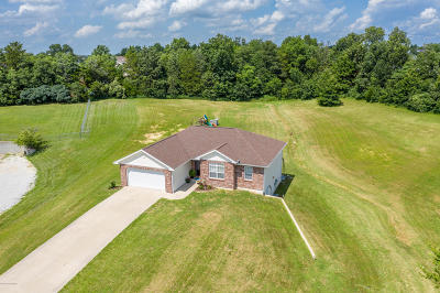 Holts Summit Single Family Home For Sale: 10932 Hunters Creek Road