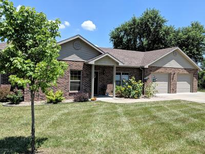 Jefferson City Single Family Home For Sale: 1323 Karen Drive