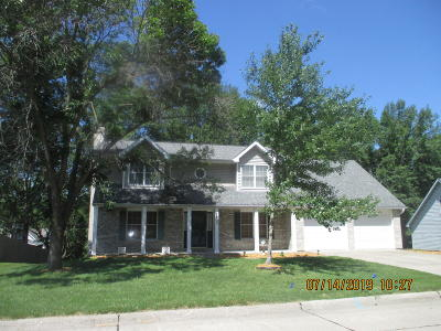 Single Family Home For Sale: 1603 Paddlewheel Circle