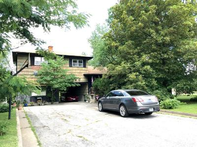 Columbia Multi Family Home For Sale: 2100 Riney Lane