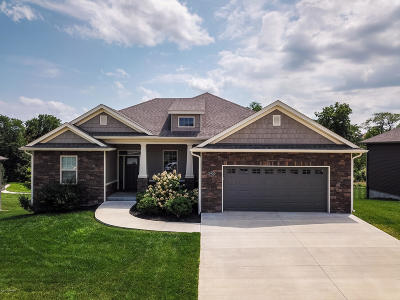 Columbia Single Family Home For Sale: 3900 Steinbrooke Terrace