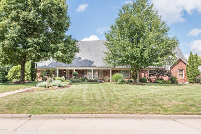 Jefferson City Single Family Home For Sale: 1945 Windriver Drive