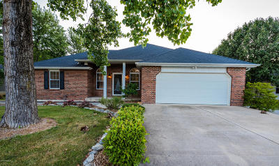 Holts Summit Single Family Home For Sale: 1146 Choctaw Ridge Drive