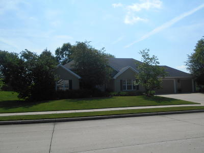 Fulton Single Family Home For Sale: 3212 Palmer Court