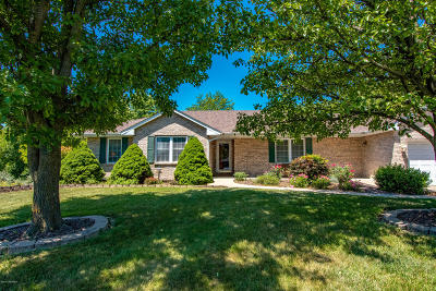Holts Summit Single Family Home For Sale: 12005 County Road 4001