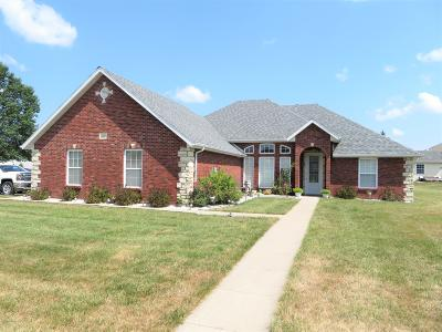Holts Summit Single Family Home For Sale: 300 Crest Avenue