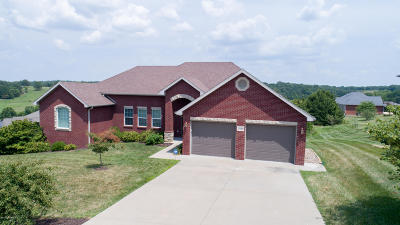 Single Family Home For Sale: 5819 Pear Tree Lane