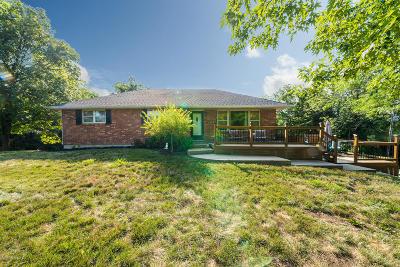 Hartsburg Single Family Home For Sale: 4000 E Christian School Road