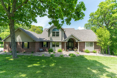 Jefferson City Single Family Home For Sale: 5114 Tanner Bridge Road