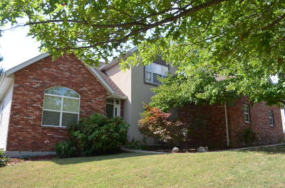 Jefferson City Single Family Home For Sale: 2516 Lakewood Road