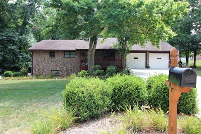 Ashland, Columbia, Hartsburg, Fulton, Holts Summit, New Bloomfield, Centertown, Eugene, Jefferson City, Russellville, Wardsville Single Family Home For Sale: 2921 Don Ray Drive