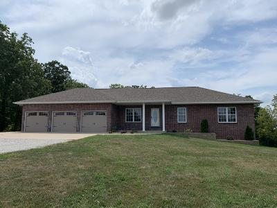 Centertown Single Family Home For Sale: 2005 Pea Ridge Road
