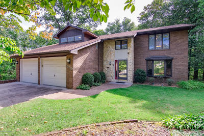 Jefferson City Single Family Home For Sale: 1919 Timber Road