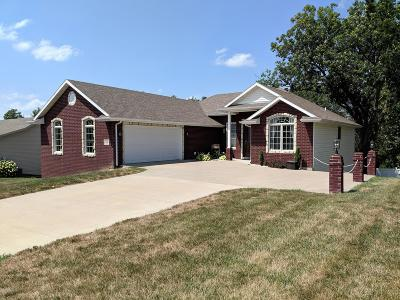 Holts Summit Single Family Home For Sale: 250 Ellsworth Drive