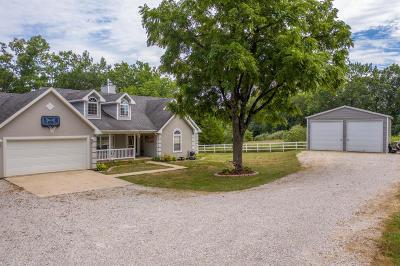 Single Family Home For Sale: 353 Major Terrace Drive
