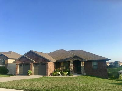 Jefferson City Single Family Home For Sale: 3861 Riley Court