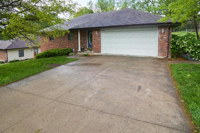 Jefferson City Single Family Home For Sale: 800 Country Ridge Drive