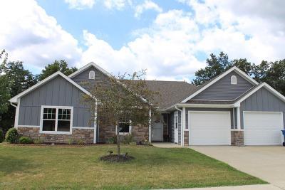 Ashland Single Family Home For Sale: 14553 Quail Ridge Road