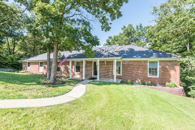 Jefferson City Single Family Home For Sale: 2110 Cedar Hill Road