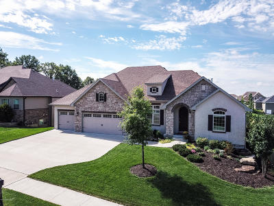 Single Family Home For Sale: 6510 Cashs