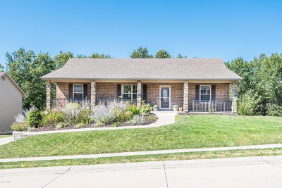 Holts Summit MO Single Family Home For Sale: $194,900