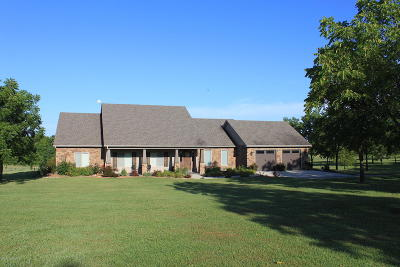Single Family Home For Sale: 17725 S Old Hwy 63