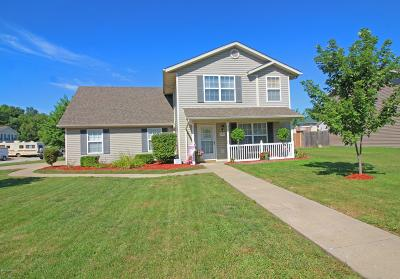 Jefferson City MO Single Family Home For Sale: $134,900