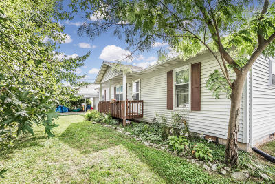 New Bloomfield MO Single Family Home For Sale: $119,900
