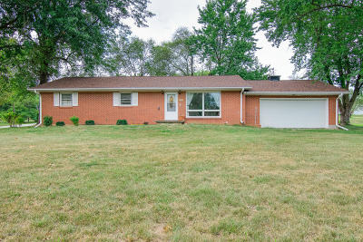 Ashland, Columbia, Hartsburg, Fulton, Holts Summit, New Bloomfield, Centertown, Eugene, Jefferson City, Russellville, Wardsville Single Family Home For Sale: 1009 W 7th Street