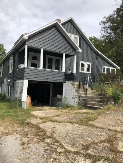 Single Family Home For Sale: 16319 Rte H