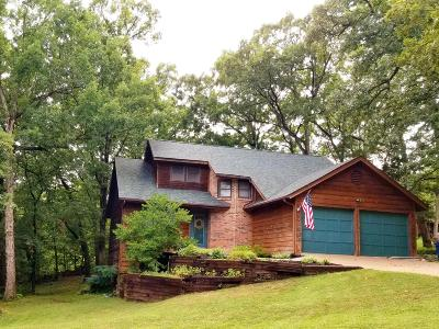 Ashland, Columbia, Hartsburg, Fulton, Holts Summit, New Bloomfield, Centertown, Eugene, Jefferson City, Russellville, Wardsville Single Family Home For Sale: 2018 Chickadee Road