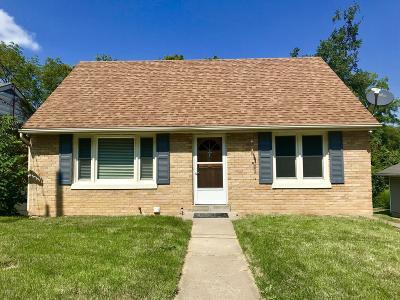Ashland, Columbia, Hartsburg, Fulton, Holts Summit, New Bloomfield, Centertown, Eugene, Jefferson City, Russellville, Wardsville Single Family Home For Sale: 104 Grant Street