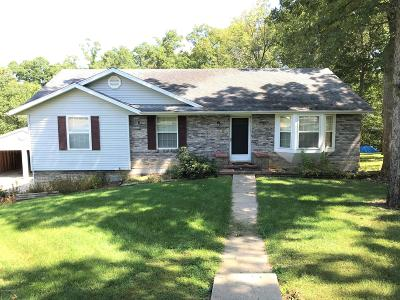 Jefferson City MO Single Family Home For Sale: $164,900
