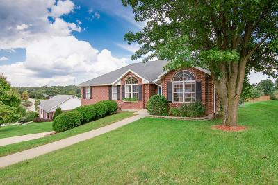 Jefferson City MO Single Family Home For Sale: $208,900