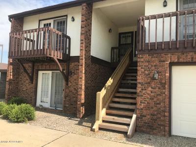 Jefferson City MO Single Family Home For Sale: $122,700