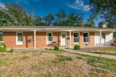 Jefferson City MO Single Family Home For Sale: $147,500