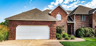 Jefferson City MO Single Family Home For Sale: $349,900