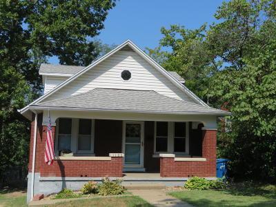 Jefferson City MO Single Family Home For Sale: $94,000