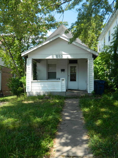 Jefferson City MO Single Family Home For Sale: $42,000