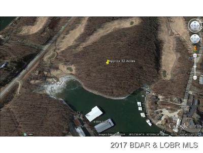 Lake Ozark Commercial For Sale: Tbd Horseshoe Bend Parkway