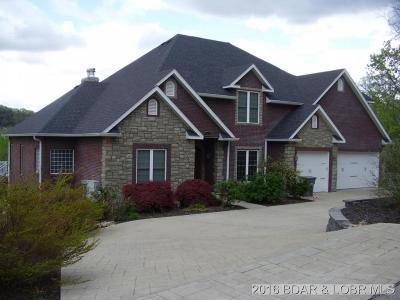 Lake Ozark Single Family Home For Sale: 320 Cherry Hill Drive