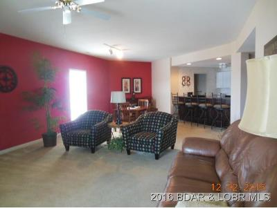 Benton County, Camden County, Cole County, Dallas County, Laclede County, Miller County, Moniteau County, Morgan County, Pulaski County Condo For Sale: 398 Regatta Bay Dr 3-B #3-B