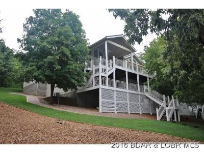 Linn Creek MO Single Family Home For Sale: $449,000
