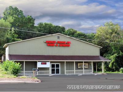 Osage Beach Commercial For Sale: 4398 Osage Beach Parkway