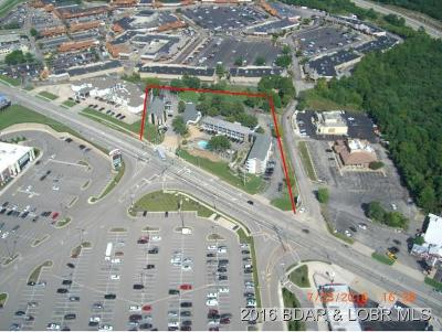 Commercial For Sale: 4644 Osage Beach Parkway