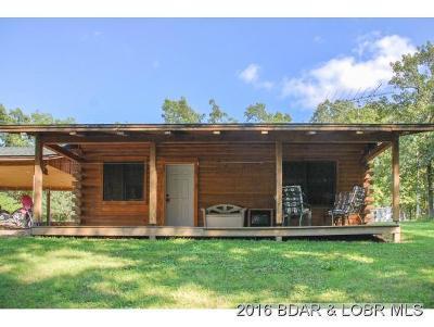 Gravois Mills Single Family Home For Sale: 31370 Marker Lane